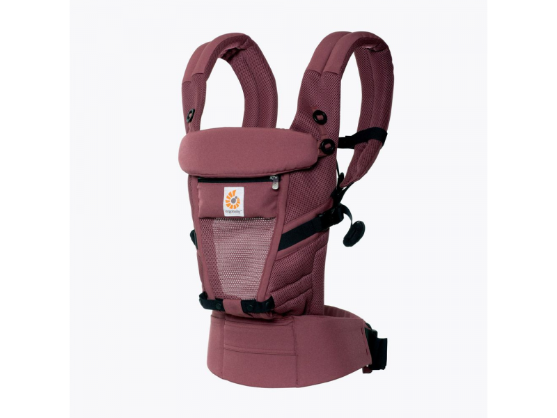 ADAPT COOL AIR MESH - Plum 1