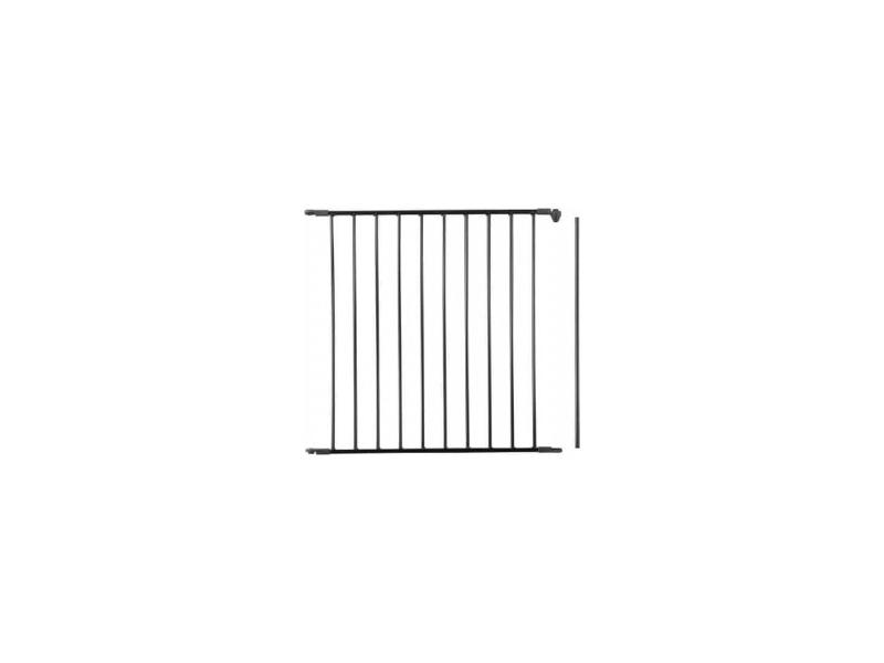 Prodloužení pro prostorovou zábranu Flex černé 72cm 1