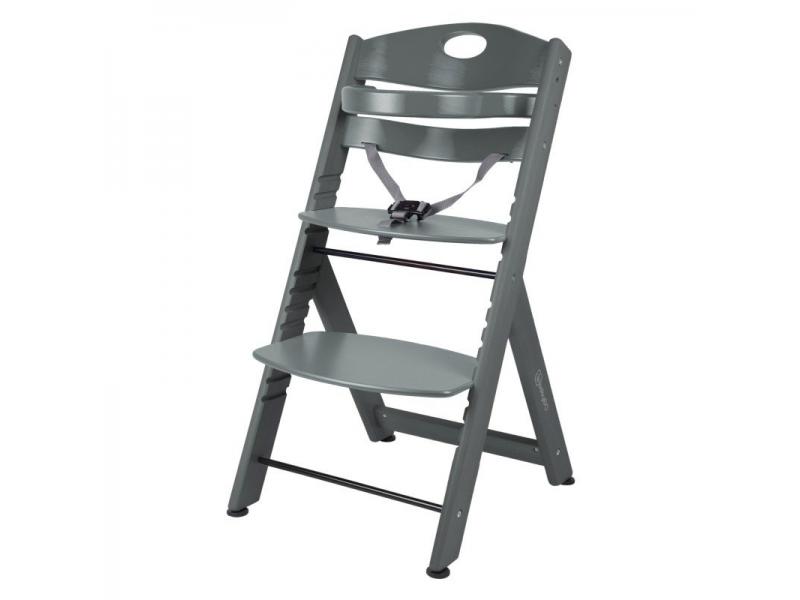 jídelní židlička FAMILY XL Grey 1