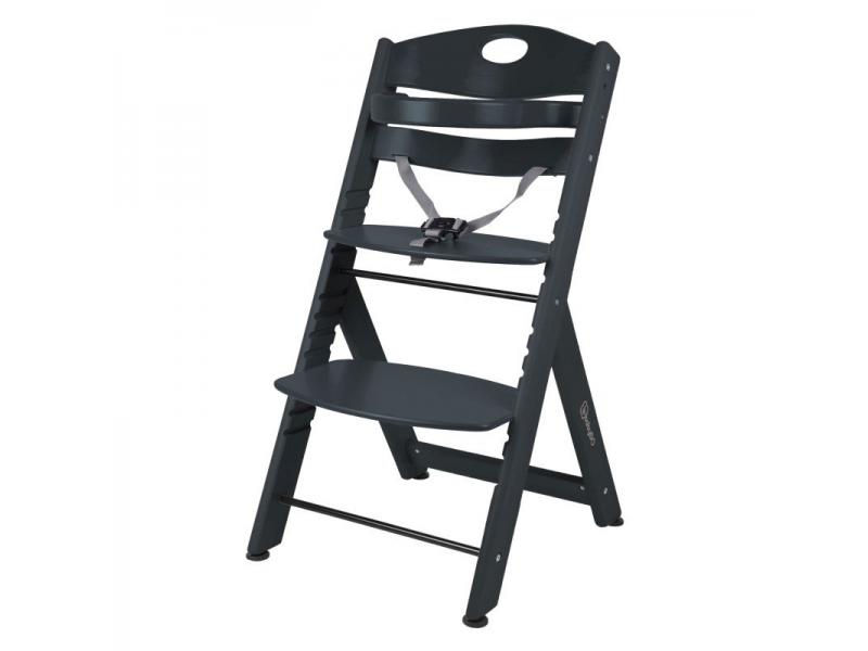 jídelní židlička FAMILY XL Black 1
