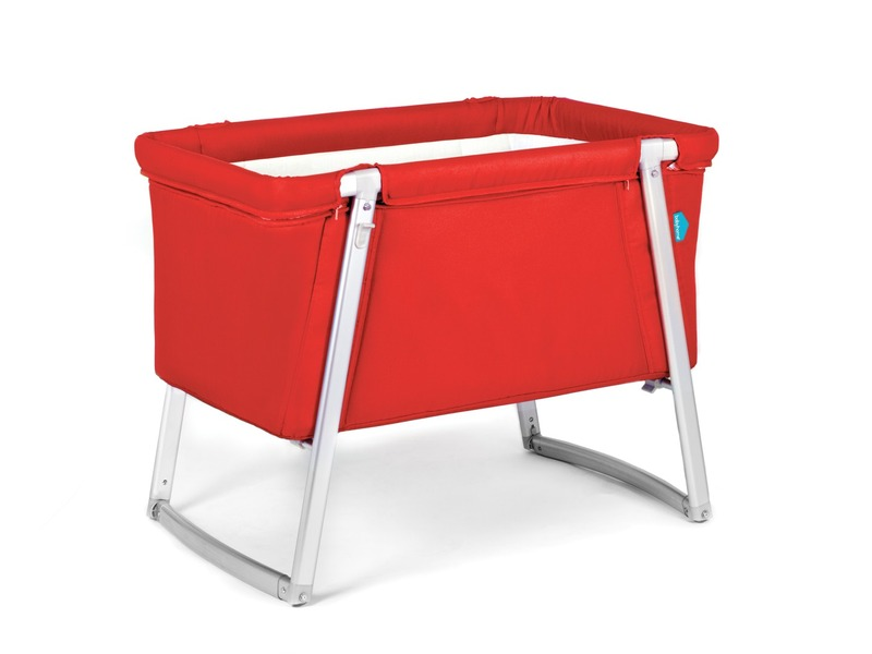 BabyHome Postýlka Dream Red