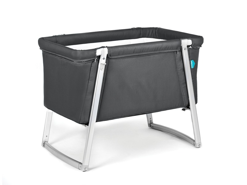 BabyHome Postýlka Dream Graphite