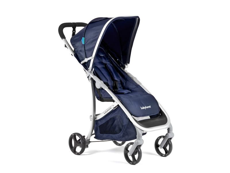 BabyHome Kočárek Emotion Navy