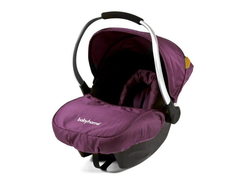 BabyHome Autosedačka Od Narození Purple