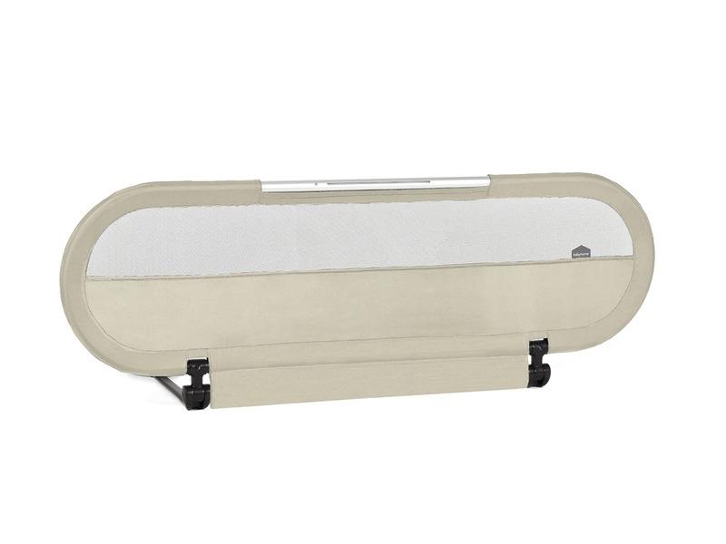 Zábrana na postel s LED světlem Side Light Sand 1