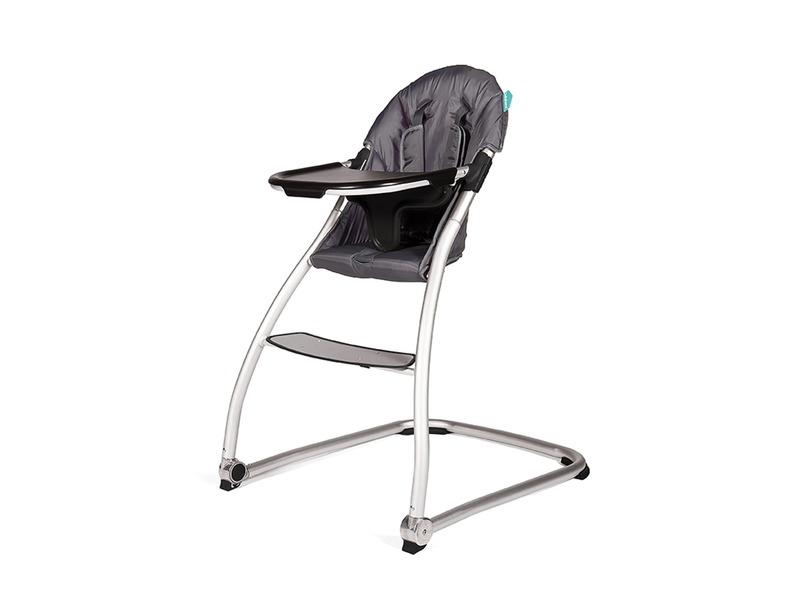 BabyHome Židle Taste Dark Grey