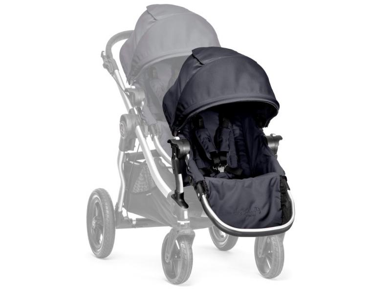 Baby Jogger DOPLŇKOVÝ SEDÁK barva TITANIUM
