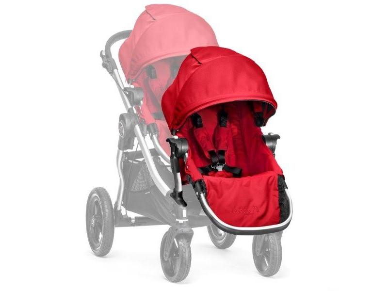 Baby Jogger DOPLŇKOVÝ SEDÁK barva RUBY