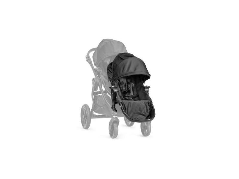 Baby Jogger DOPLŇKOVÝ SEDÁK barva BLACK