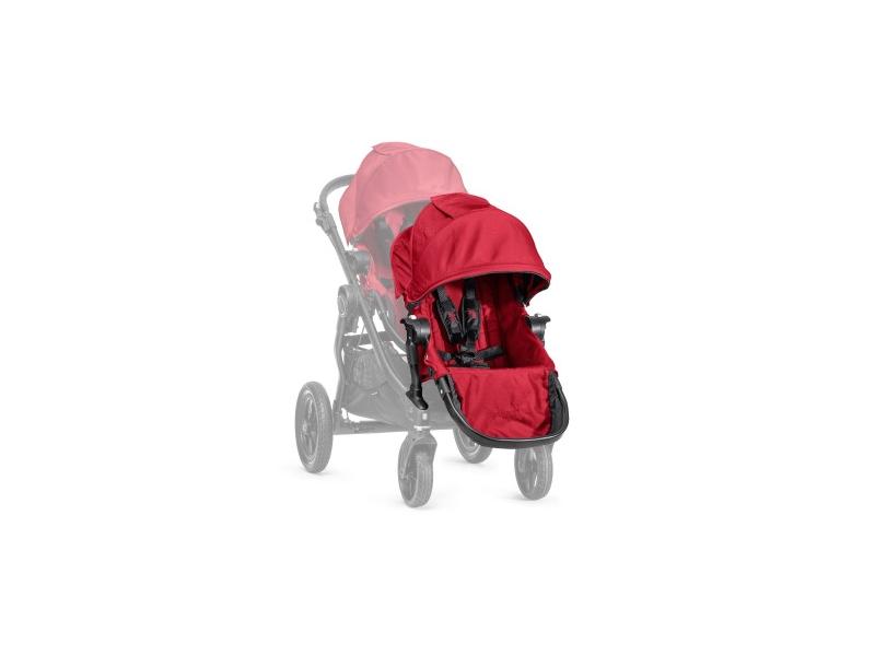 Baby Jogger DOPLŇKOVÝ SEDÁK barva RED