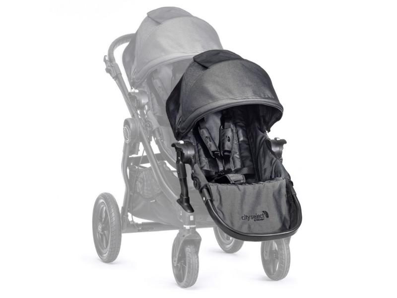 Baby Jogger DOPLŇKOVÝ SEDÁK barva CHARCOAL