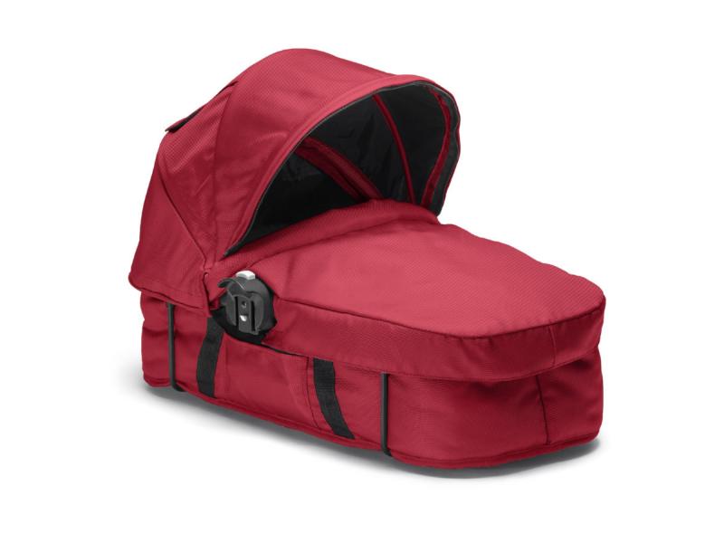 Baby Jogger BASSINET KIT - KORBIČKA (ČERNÝ RÁM) barva RED