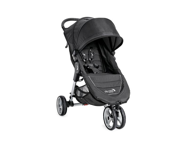 Baby Jogger kočárek CITY MINI barva BLACK/GRAY
