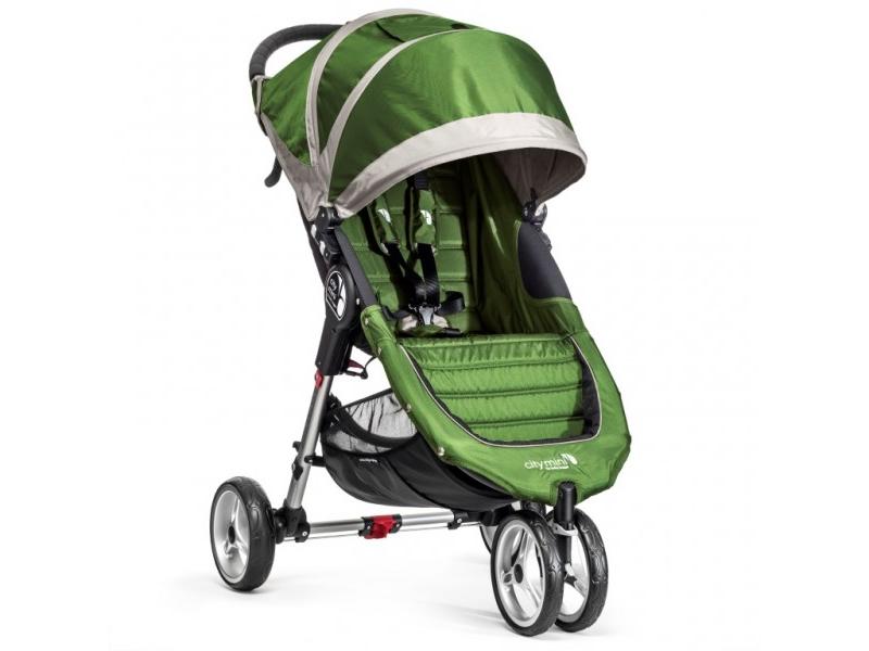 Baby Jogger kočárek CITY MINI barva LIME/GRAY