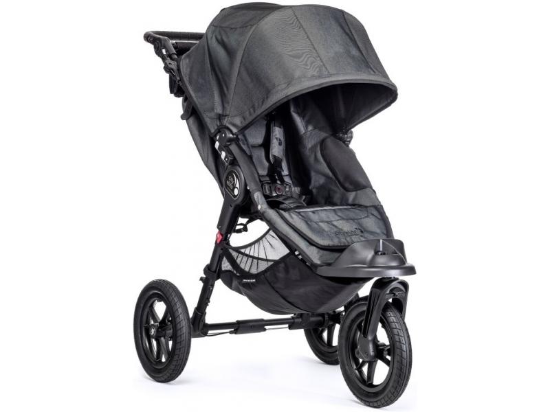 Baby Jogger kočárek CITY ELITE barva CHARCOAL (DENIM)