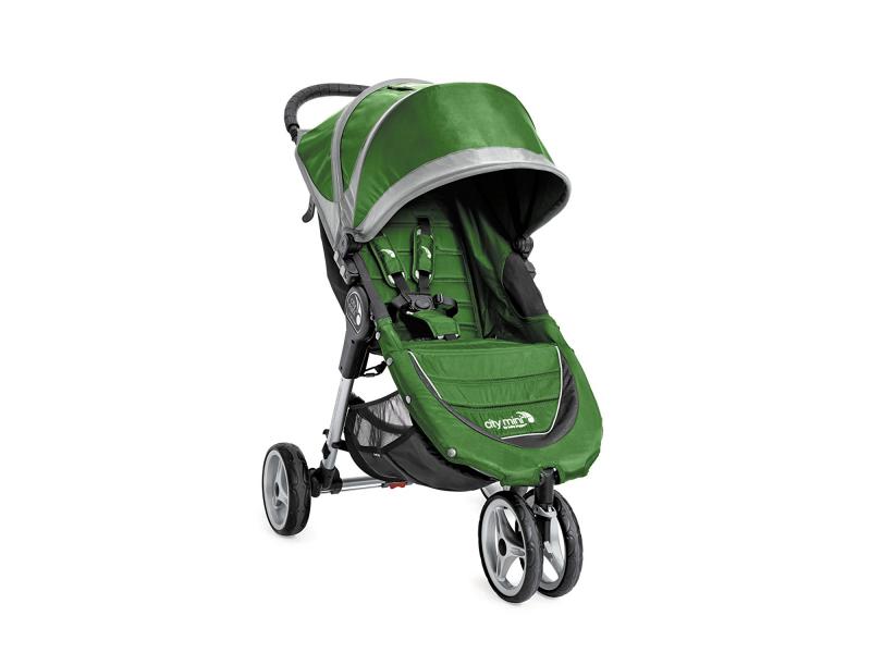 Baby Jogger kočárek CITY MINI barva EVERGREEN/GRAY