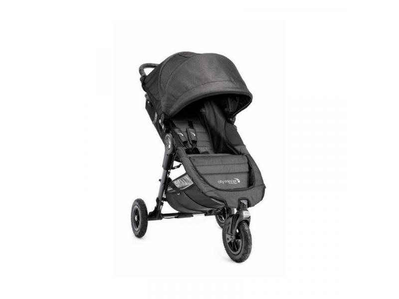 Baby Jogger kočárek CITY MINI GT barva CHARCOAL
