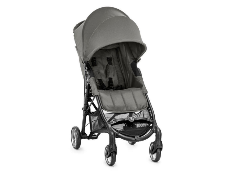 Baby Jogger kočárek CITY MINI ZIP STEEL GRAY