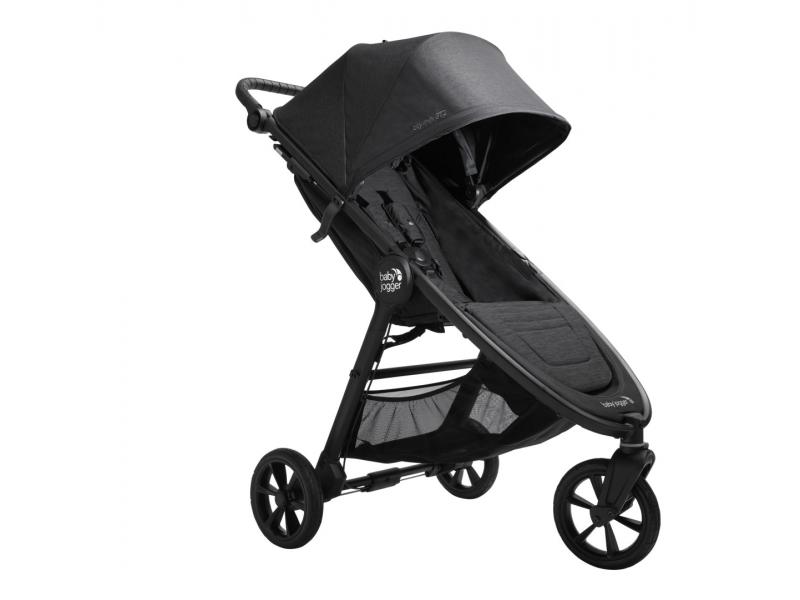 Baby Jogger CITY MINI GT 2 - OPULENT BLACK