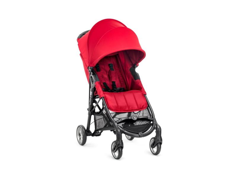 Baby Jogger kočárek CITY MINI ZIP barva RED