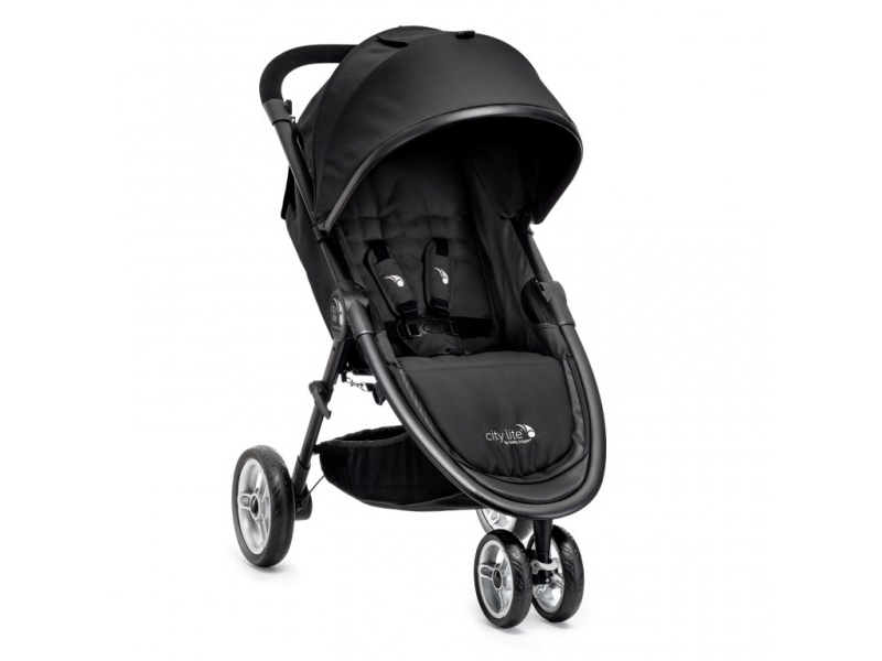 Baby Jogger kočárek LITE barva BLACK