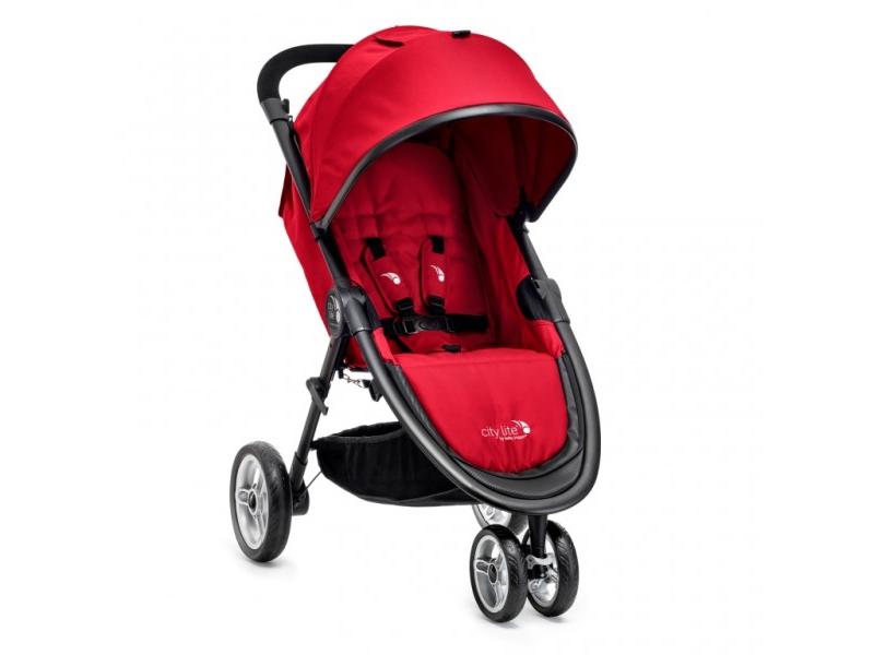 Baby Jogger kočárek LITE barva RED