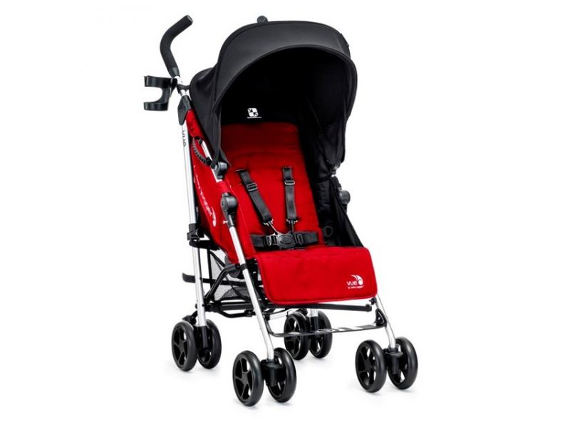 Baby Jogger kočárek VUE barva RED