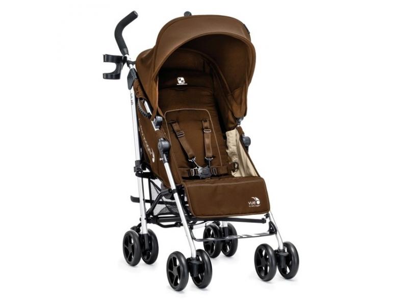Baby Jogger kočárek VUE barva BROWN