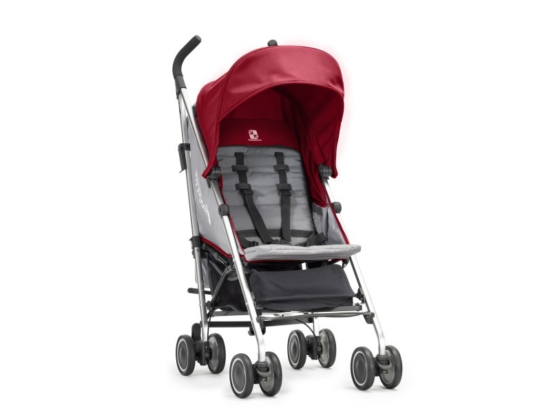 Baby Jogger kočárek VUE LITE barva CHERRY