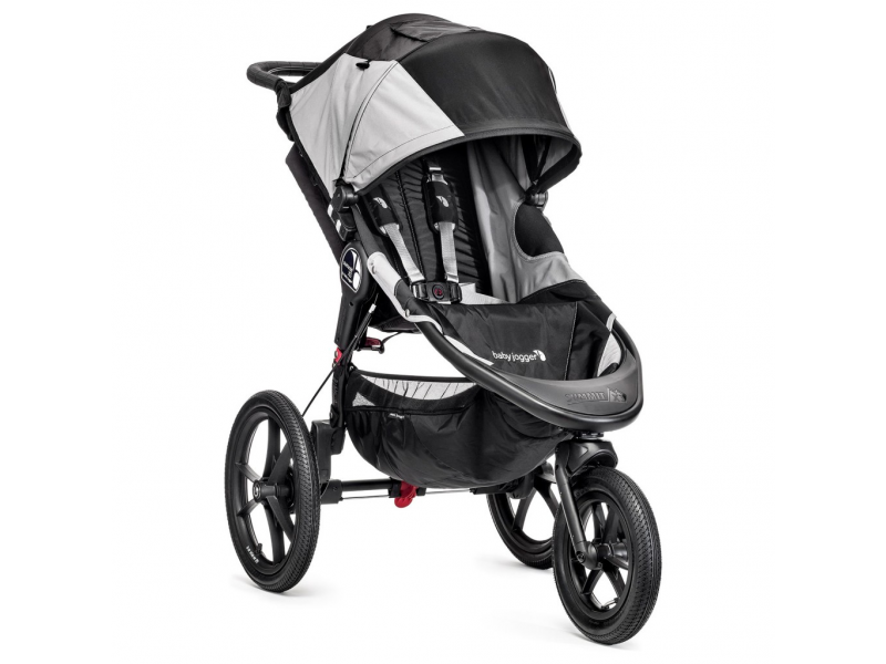 Baby Jogger kočárek SUMMIT X3 BLACK/GRAY