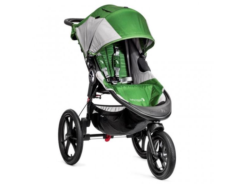 Baby Jogger kočárek SUMMIT X3 barva GREEN/GRAY