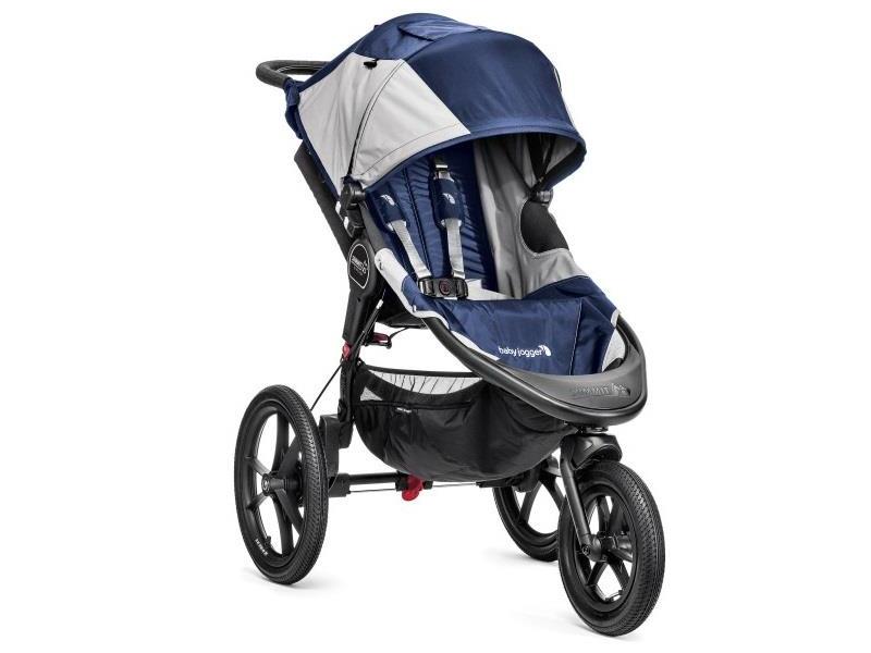 Baby Jogger kočárek SUMMIT X3 COBALT/GRAY