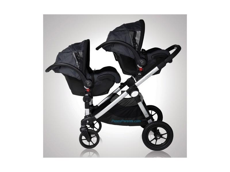 Baby Jogger KONZOLA ADAPTÉRU CITY SELECT/VERS GT - MAXI COSI, NUNA, CYBEX