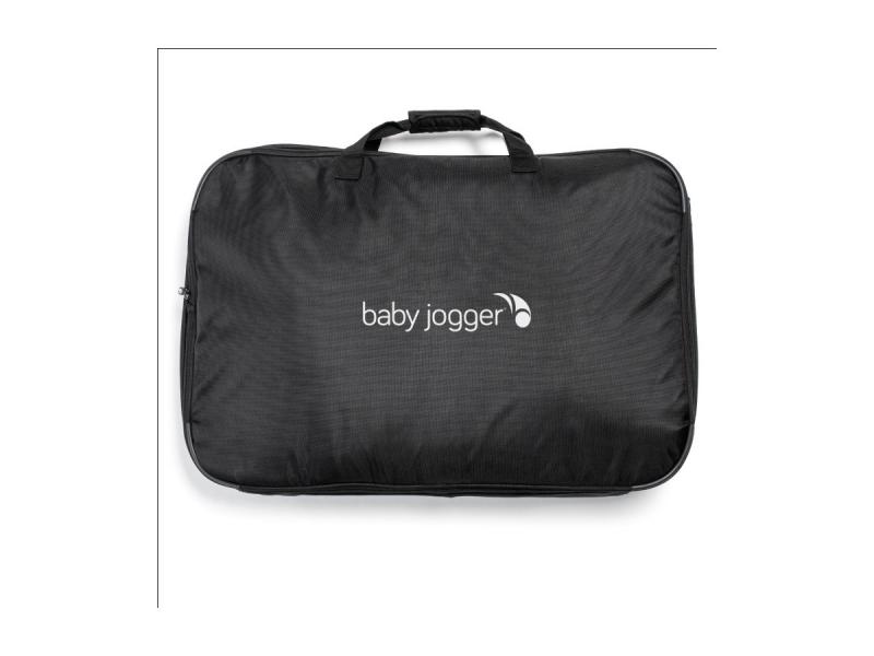 Baby Jogger CESTOVNÍ TAŠKA - CITY DOUBLE barva BLACK