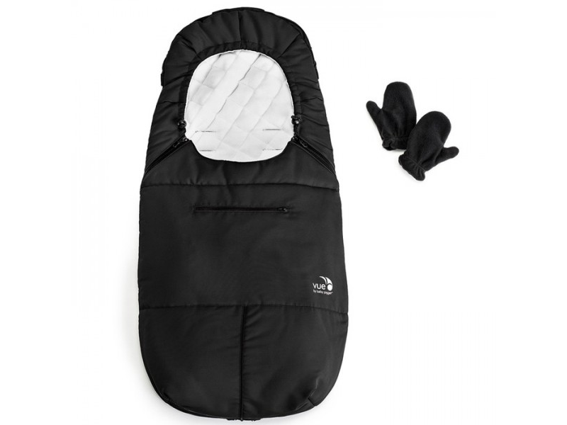 Baby Jogger FUSAK - VUE barva BLACK