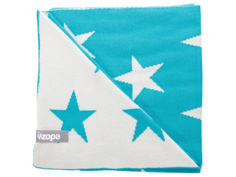 Zopa Dětská deka Stars, Mint
