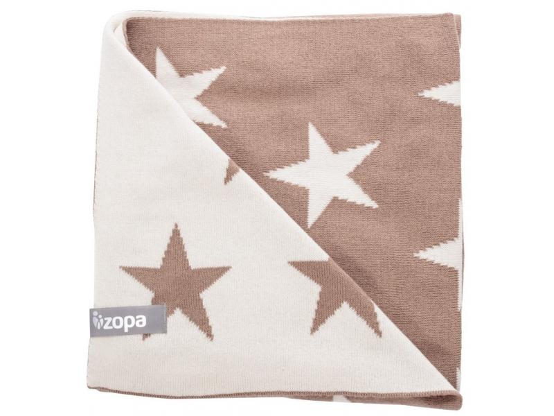 Zopa Dětská deka Stars, Savana