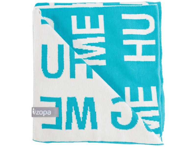 Zopa Dětská deka Hug Me, Mint