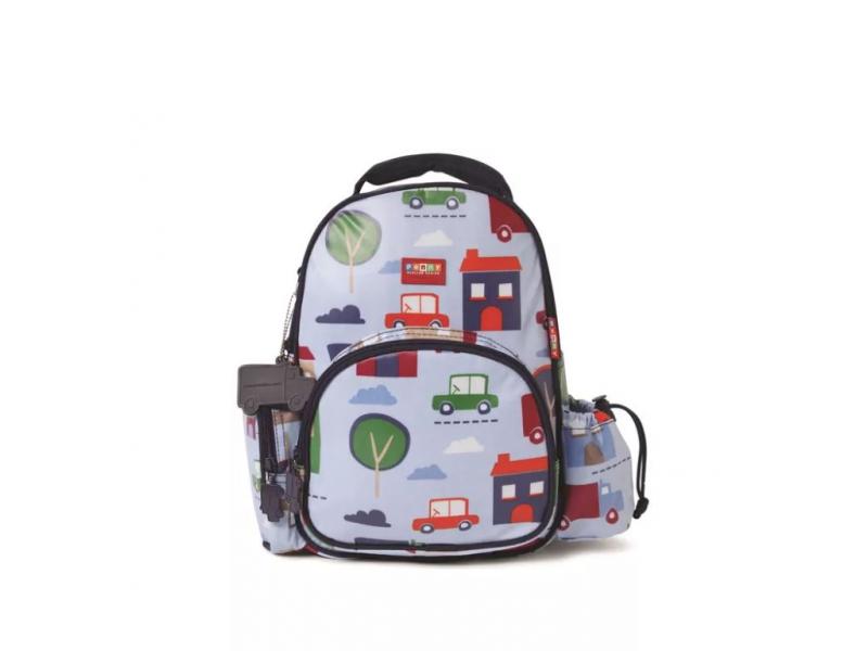 Penny Scallan Design Dětský batoh střední - město