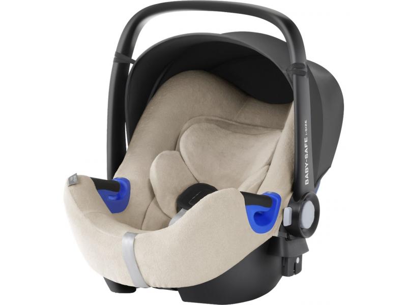 Letní potah Baby-Safe i-Size Beige 2017 1