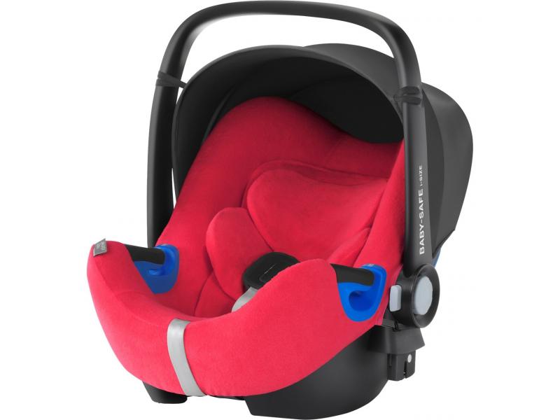 Letní potah Baby-Safe i-Size Pink 2017 1