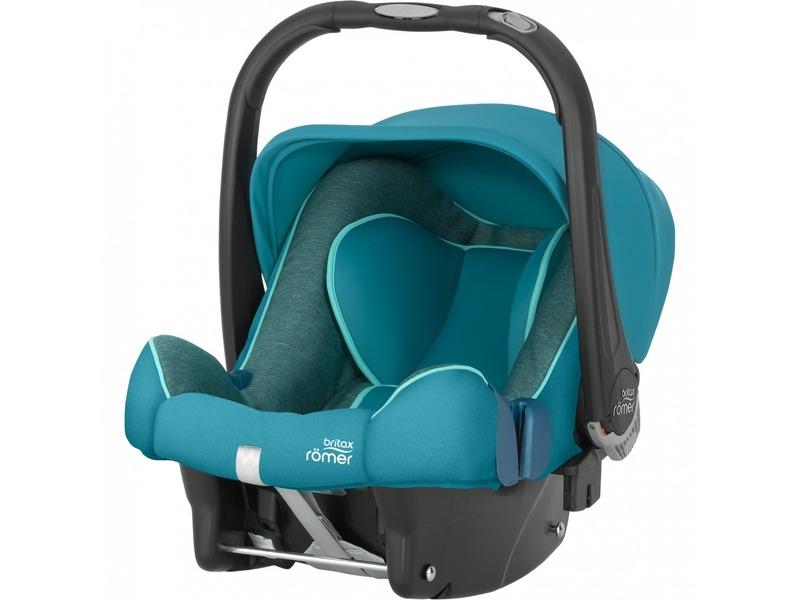 Britax Römer Autosedačka Baby-Safe Plus Shr II Green marble