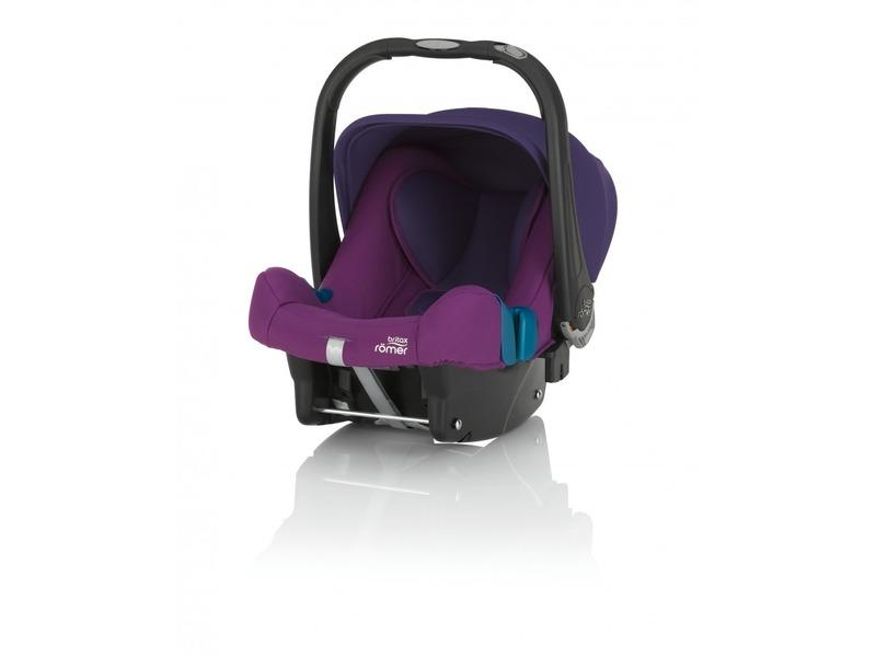 Britax Römer Autosedačka Baby-Safe Plus Shr II Mineral purple