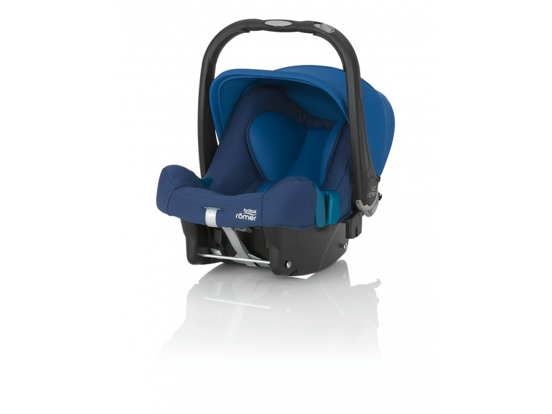 Britax Römer Autosedačka Baby-Safe Plus Shr II Ocean blue