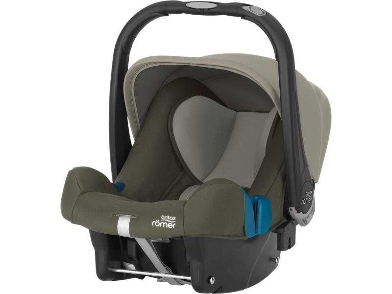 Britax Römer Autosedačka Baby-Safe Plus Shr II Olive Green
