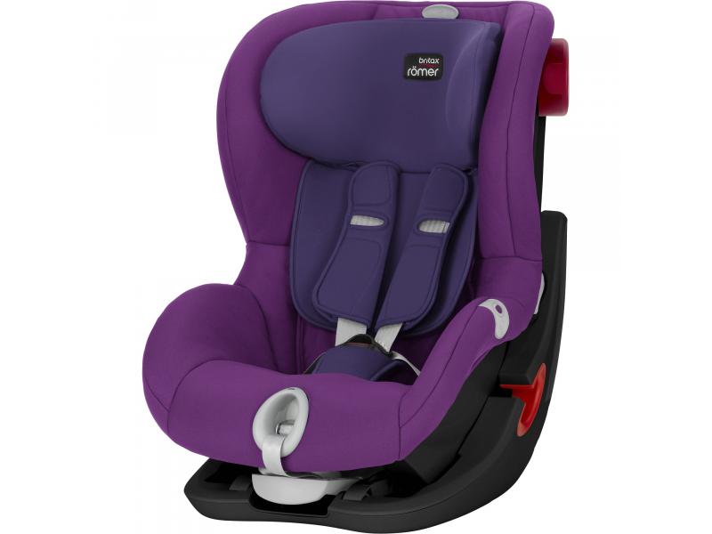 Britax Römer Autosedačka King II LS, Mineral Purple