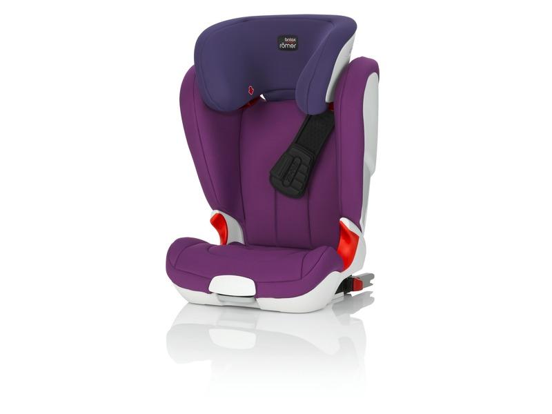 Britax Römer Autosedačka KIDFIX XP, Mineral Purple