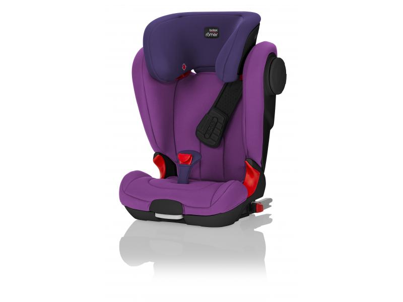 Britax Römer Autosedačka KIDFIX II XP SICT Black Edition 2017, Mineral Purple