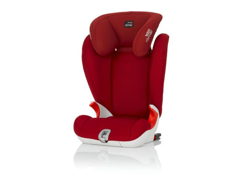 Römer Autosedačka KIDFIX SL 2016, Flame Red