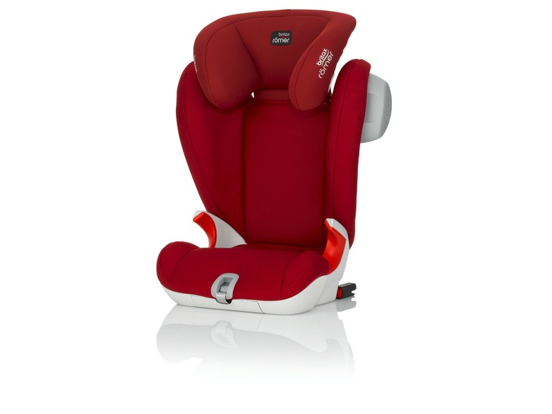 Britax Römer Autosedačka KIDFIX SL SICT Flame Red